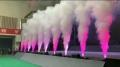 鄭州氛圍渲染道具電子噴花機、氣柱機租賃
