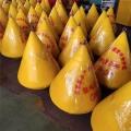 70*90cm規格的水上塑料警示浮標柏泰廠家批發