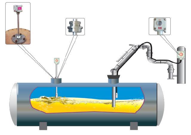 超声波高液位报警器规格 型号