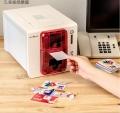 Evolis爱立识zenius制卡机pvc制卡机ic卡打印机