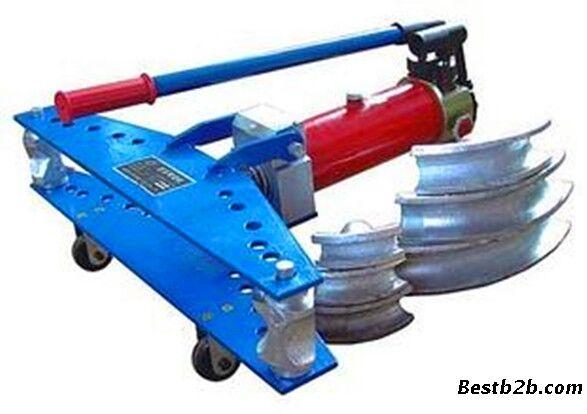 手动弯管机,电动液压弯管机图片