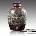 裝酒容器具 定制陶瓷酒瓶酒壇批發
