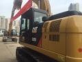 興安二手挖掘機市場 原裝二手卡特320挖掘機便宜賣