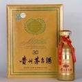 回收豬年茅臺酒瓶盒子回收 15年30年陳釀茅臺酒