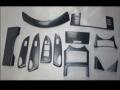 广州碳纤维汽车配件叶子翼子板样式定制柏霖碳纤维专业生产