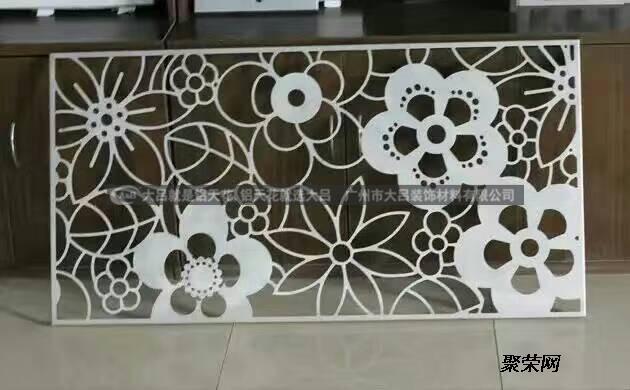 铝合金窗花 中式 欧式风格定制生产 美观 防盗铝窗花