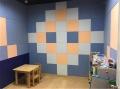 南寧關押室墻面防撞纖維板