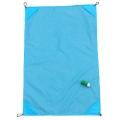 供应野餐垫210t格子布防潮垫 户外野炊野营坐垫沙滩垫