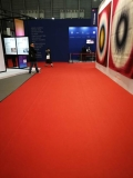 好質量展覽地毯,應用廣泛.使用方便