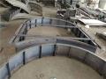 拱形骨架模板的成型生產與坡道的治理效果