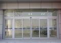 便宜安裝中空玻璃安裝鋼化玻璃安裝地彈簧
