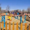 湖南荊州網紅坑爹過山車游樂設備在親子樂園里人氣高