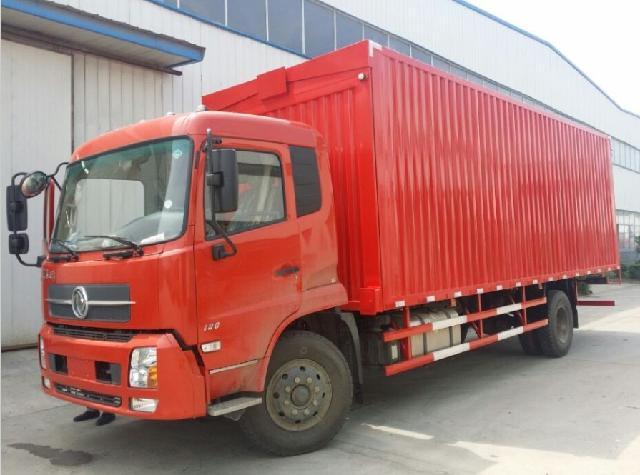 2米飞翼厢式货车 九米六飞翼厢式货车价格 西安市内可以进厢式货车吗图片