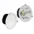 供应腾斯凯10寸铝壳嵌入式大功率LED筒灯100W