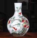 陶瓷茶葉罐蜂蜜罐定制陶瓷紀念盤陶瓷工藝盤陶瓷花瓶定做