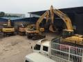 柳州卡特挖掘机多路阀维修服务公司