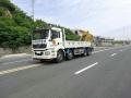 安徽 國六標準 陜汽 四軸檢衡車和性能參數