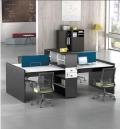 供应各种办公桌 板式职员桌 钢架员工工位等办公家具