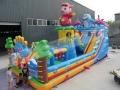 充氣城堡蹦蹦床大型室外兒童樂園