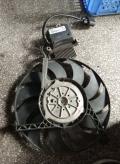 大众辉腾途锐?#26223;?.2 3.6电子扇马达 水箱龙门架 平衡杆