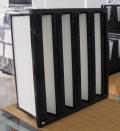 w型v型組合式空氣過濾器