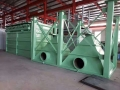 直供可定制袋式單機脈沖除塵器工業鍋爐除塵設備