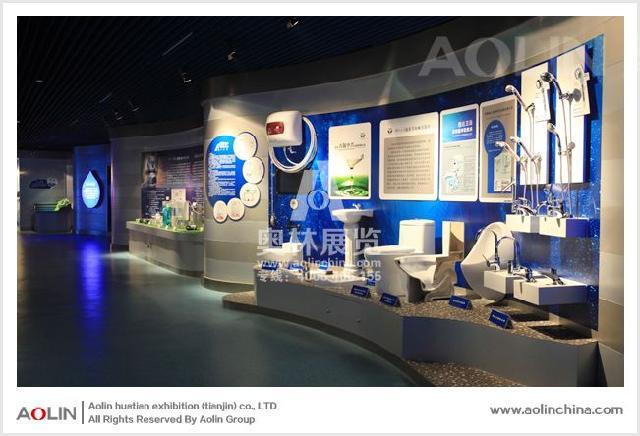展厅设计 企业展厅设计方案