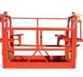 甘肅蘭州鍍鋅吊籃配件與武威鍍鋅吊籃維修詳情