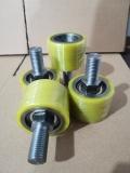 承接小批量定制款零件配件 聚氨酯膠輪