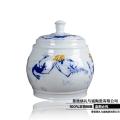 50斤陶瓷米缸 景德鎮茶餅罐 陶瓷酒壇