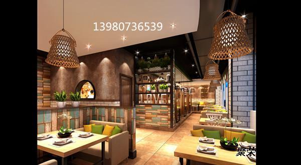 商务服务 创意设计       茶餐厅装修:我们分为整个空间设计.图片