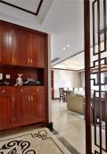 長沙原木整木家具定制 原木酒窖 櫥柜門定做輝派管理