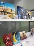 深圳A4A3uv打印机礼品充电宝衣服手机壳图案定制