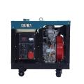 30kw靜音式柴油發電機外形尺寸