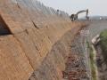 生態修復防洪高鋅鉛絲籠護河