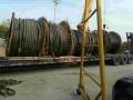 泰安市16廢鋁電纜線回收 回收3芯500電纜24小時在線