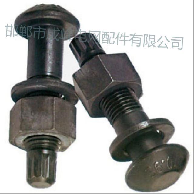 p>钢结构系列:钢结构用大六角头高强度螺栓