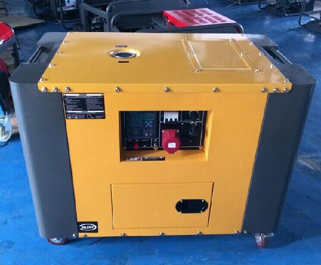 5kw三相静音柴油发电机价格