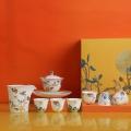 茶具饋贈給客戶 商務禮品茶具定做