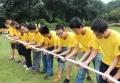 西安周邊團建一日游的好地方 西安真人CS拓展訓練