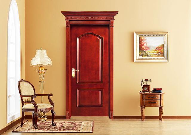 欧宝隆木门品牌实木套装门图片及价格