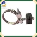 光纜引下線夾adss光纜固定線夾桿用并線器