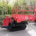 升降自卸履帶運輸車 果園裝載履帶運輸車 園林修剪液壓