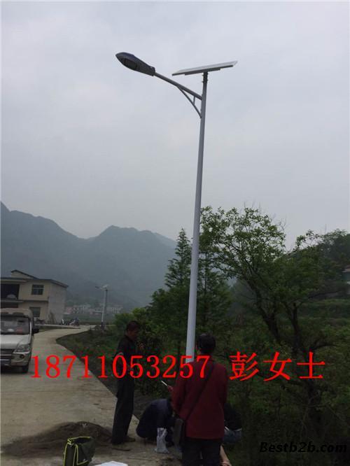 湘西太阳能路灯湘西太阳能路灯安装步骤