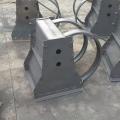 隔離鋼墩模具的材質優點