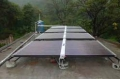 賓館太陽能熱水工程