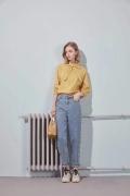 依熏2020春夏品牌折扣女裝批發庫存尾貨直播女裝貨源