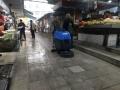 欽州菜市場用洗地吸干機解決地面濕滑困擾
