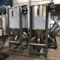 5噸塑料顆粒立式攪拌機poe螺旋混料機