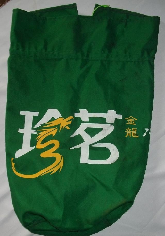 昆明水桶套定做云南山泉水桶套印字蕾丝布料专业定做